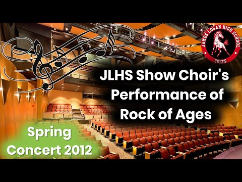 Rock of Ages SLW & JAZZ Spring Concert 2012