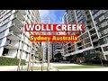 WOLLI CREEK - Sydney Australia | Walking Tour