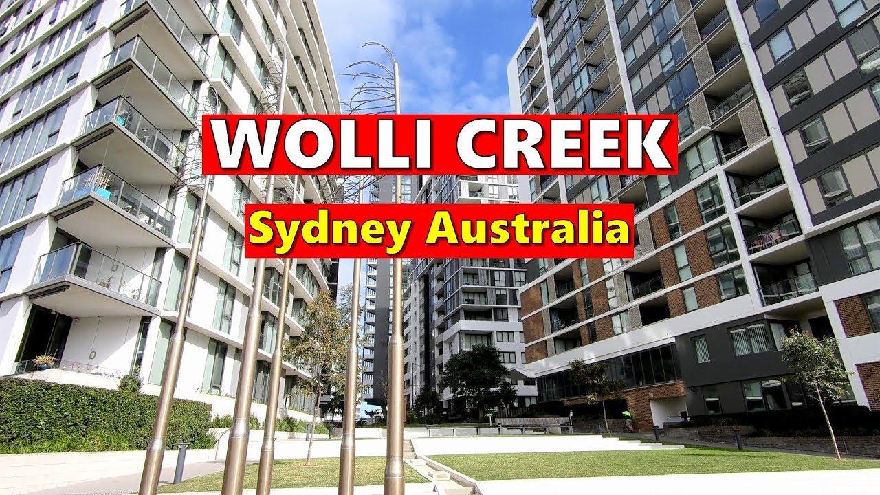 Wooli creek