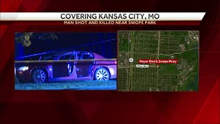Man killed in shooting Friday near Meyer Boulevard, Swope Parkway