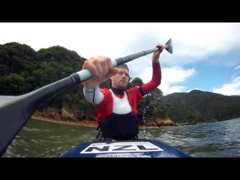 Forward Paddling Strokes - Kayaking Technique
