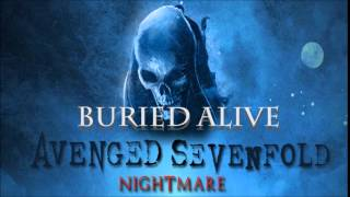 Avenged Sevenfold - Buried Alive (Instrumental)