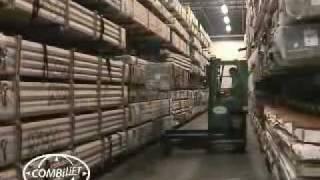 Combilift PVC / Plastics Application Video