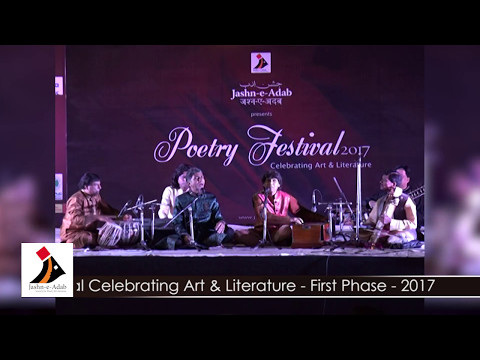 Mausam Ayenge Jayenge - Ahmad Hussain & Mohammad Hussain at Jashn-e-Adab's Poetry Festival 2017