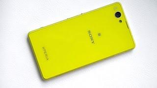 Обзор Sony Xperia Z1 Compact: лучший компактный смартфон(Обзор Sony Xperia Z1 Compact. Небольшой смартфон с начинкой от бывшего флагмана Xperia Z1. Все функции без каких-либо комп..., 2014-08-07T08:10:16.000Z)
