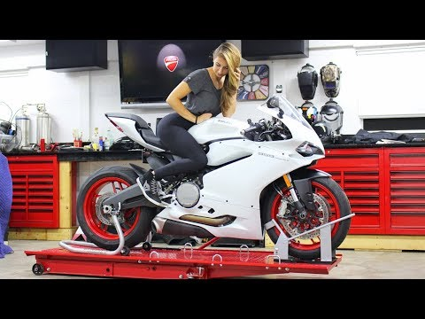 Custom Panigale Series Ep1 - The Start of Something Special