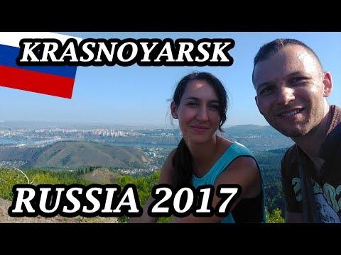 My Expat Diary - Russia (Krasnoyarsk, Trans-Siberian Express) 08/28/2017