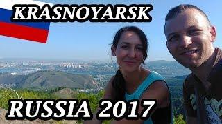 My Expat Diary - Russia (Krasnoyarsk, Trans-Siberian Express) …