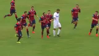Serie D Girone D Sangiovannese-Aquila Montevarchi 0-2