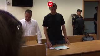 Я потом из Вашей зарплаты вычту! - реакция Навального на приговор