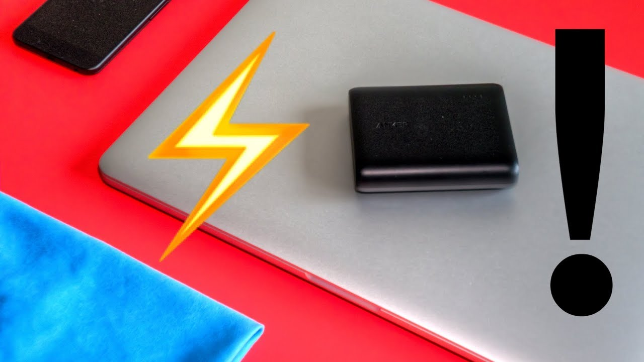 Anker PowerCore 13000 Review: Powerful Little Charger!