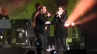 BOSSE mit BOY (Valeska Steiner) - Nächsten Sommer - Sporthalle Hamburg - 21.12.2013
