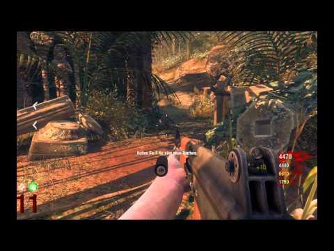 "Shangri-La Zombies Gameplay Aka ""SPAS-Power Mit Olga"" - 10-17 Part 1/3"