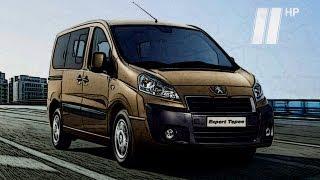 Peugeot Expert Tepee Две Лошадиные Силы