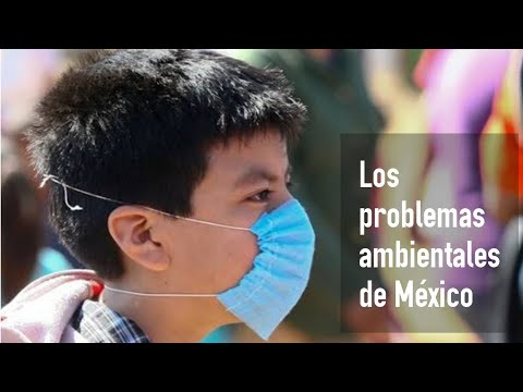 Los Problemas Ambientales De México - Geografía