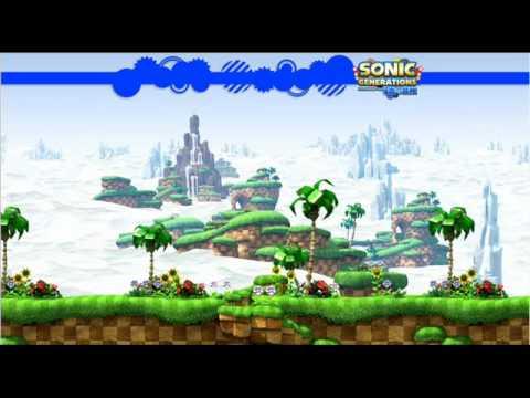 Sonic Generations Sound Folder Complete Download