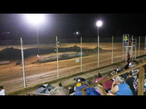 six shooter qualifying Northwest Florida Speedway 9/17/16