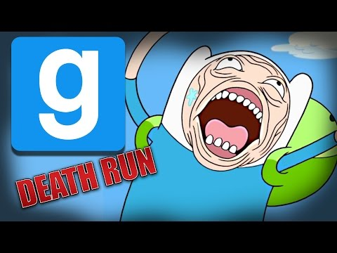 GMod Death Run Funny Moments - YORBAS FETT