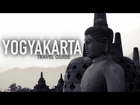 EVERYONE SHOULD VISIT YOGYAKARTA!! | Travel guide & Things To Do In Jogja 🇮🇩