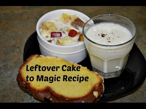 Uses For Leftover Cake