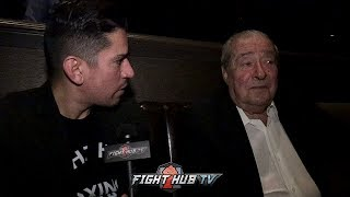 BOB ARUM REVEALS WHY MANNY PACQUIAO SAID NO TO A TERENCE CRAWFORD FIGHT