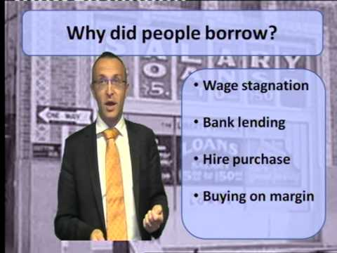 GCSE History: What was the Wall Street Crash?