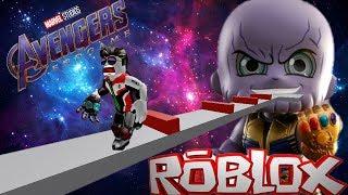 Nuevo Escape de Thanos En Roblox