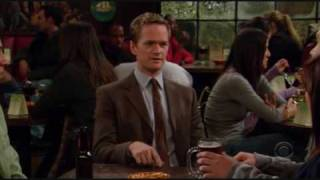 Barney Stinson: How To Run A Marathon