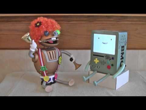 BMO Vs The Annoy-o-Tron