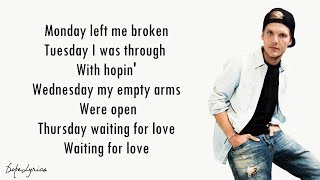 Video Avicii - Waiting For Love (Lyrics) download MP3, 3GP, MP4, WEBM, AVI, FLV November 2018