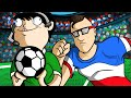 THE WORLDS BEST HILARIOUS FUNNIEST HARDEST MOST DIFFICULT GAME EVER? - Fifa 16 w/Moo Snuckel