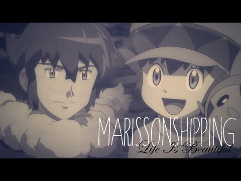 Alain & Manon「Life Is Beautiful」Marissonshipping【AMV】