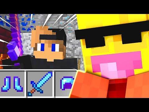L'HO BECCATO IN FLAGRANTE QUESTO HACKER!! — Griefing Vanilla | Minecraft ITA