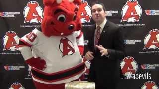 2013-14 Albany Devils Stimulus Winners: 50% Off Team Store