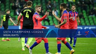 UEFA Champions League | Krasnodar v Chelsea | Highlights