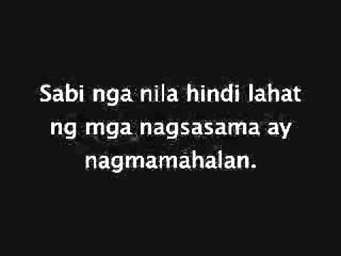 Lovelife Advice Tagalog Ejhayclamor Youtube