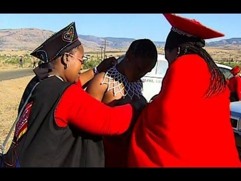 Traditional Zulu reed dance begins in KwaZulu-Natal