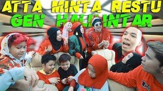 Gambar cover ATTA MINTA RESTU NIKAH ke GEN HALILINTAR!