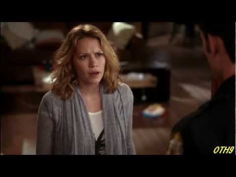 Haley and Policeman | 9x07 One Tree Hill