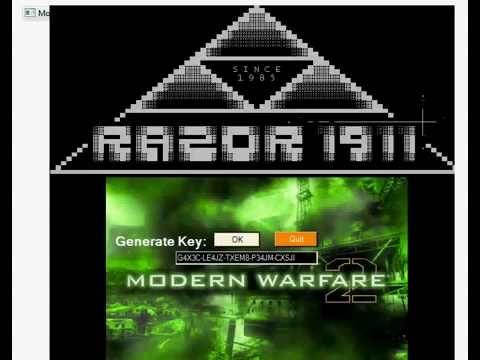 modern warfare 2 keygen razor1911