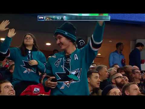 San Jose Sharks vs Calgary Flames - March 16, 2018 | Game Highlights | NHL 2017/18