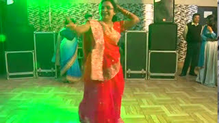 Groom Mother Sangeet Wedding Dance