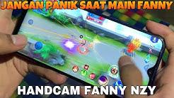 KECEPATAN JARI NZY PAKE FANNY Gameplay + Handcam