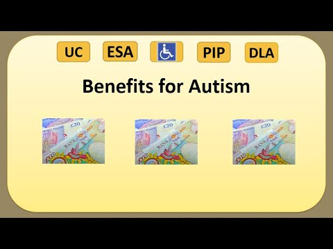 Benefits For Autism And Asperger's. What You Are Entitled To And Where To Find Help.