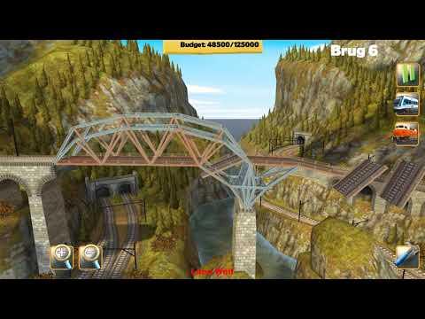 Bridge Constructor Trains United Conductordom Australia Bridge 6  