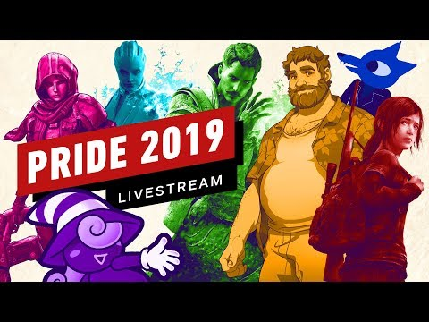 IGN's LGBTQ+ Pride Charity Stream 2019!