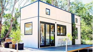 Stunning Beautiful The Showcase By Sowelo Tiny Houses | Living Design For A Tiny House