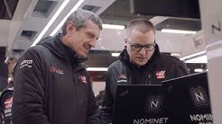 Haas F1 2020 season aspirations, with Nominet Cyber Security
