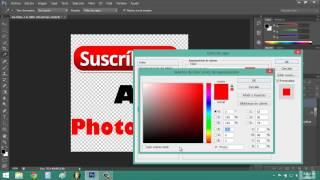 Tutoriales Photoshop: Como Hacer Una Marca De Agua En Photoshop CS6 Para Youtube (by PhotoPipo)
