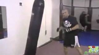 Прикол на ринге фаталити